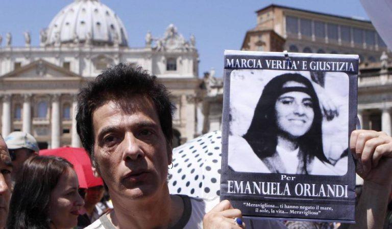 Las tumbas donde buscaban a Emanuela Orlandi están vacías