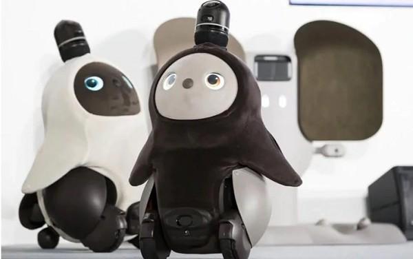 Conoce a los nuevos «robots emocionales» presentados en la CES 2019