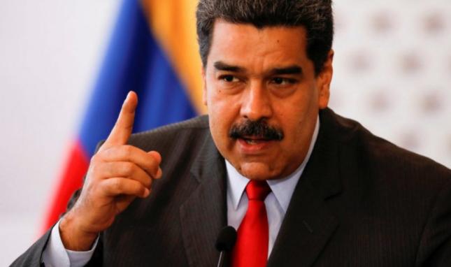 Presidente Maduro dice EE.UU. quiere destruir programa de ayuda alimentaria de Venezuela
