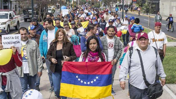 Éxodo venezolano está cerca de convertirse en la mayor crisis migratoria del mundo