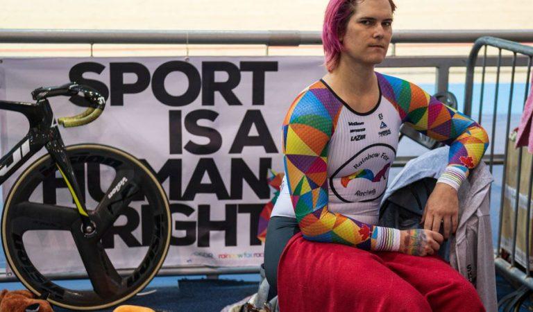 La ganadora de la medalla de oro transgénero no deja que los comentarios de Donald Trump Jr. la depriman