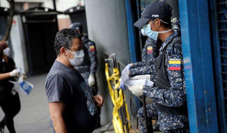 Venezuela registro el primer muerto por coronavirus