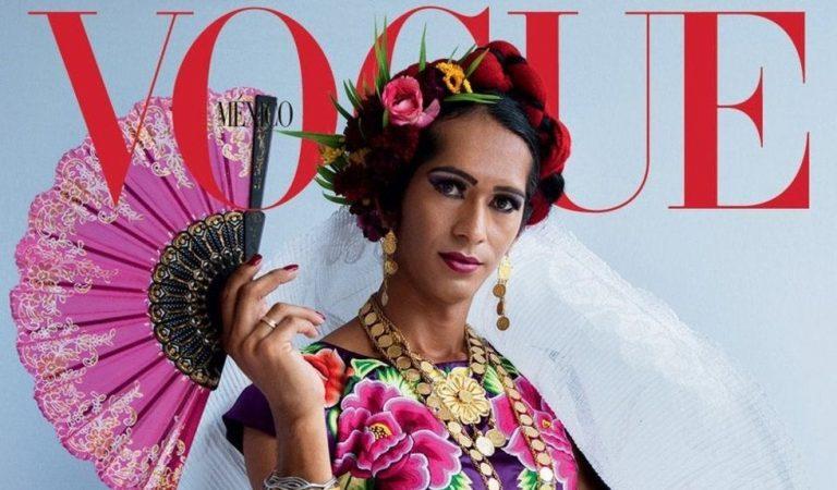 Vogue México vuelve a hacer historia con mujer muxe en su portada de diciembre