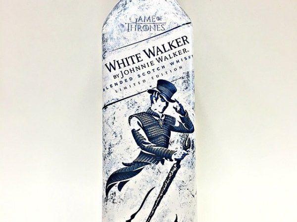 Johnnie Walker y Games of Thrones lanzan una edición especial