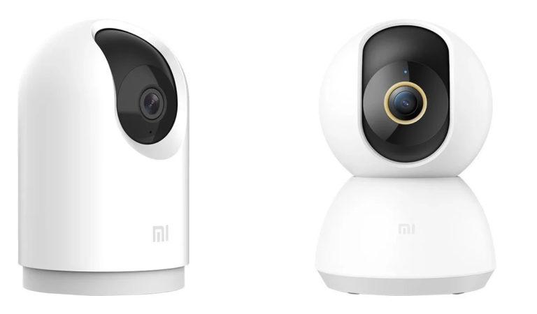 Xiaomi presenta 2 nuevas cámaras de vigilancia: Mi Smart Camera PTZ y PTZ Pro