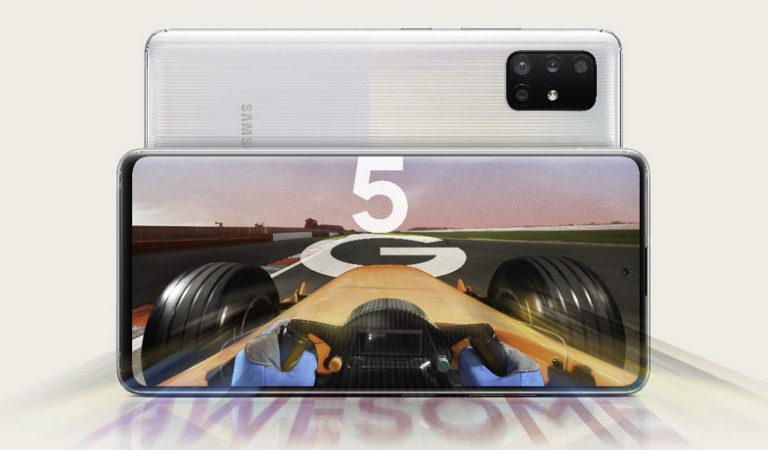 Samsung presenta sus primeros gama media 5G