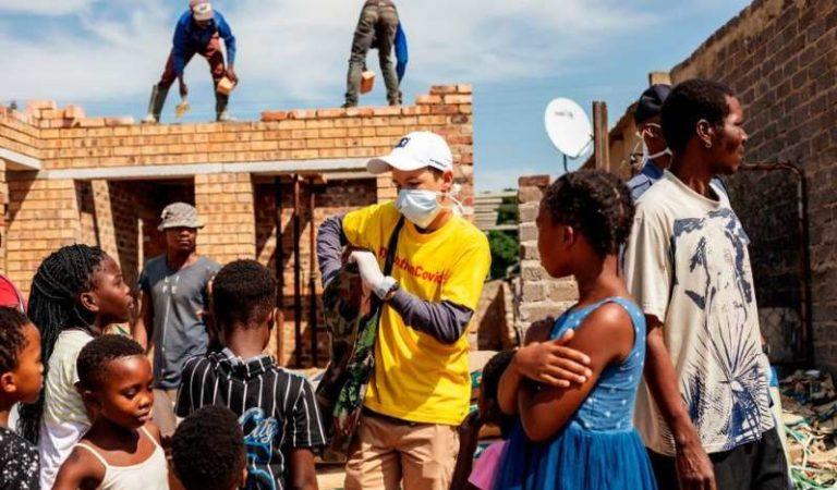 Los enormes retos que se viven en África para contener la pandemia