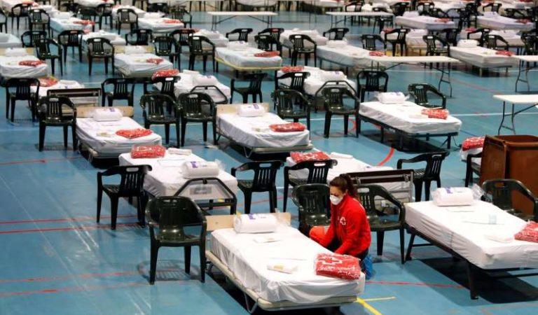 España supero a Italia en cantidad de contagiados por coronavirus