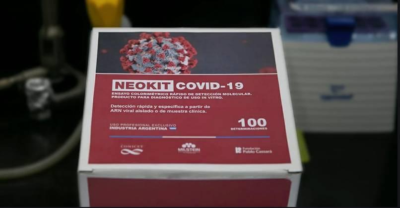 El test para coronavirus de 8 dólares