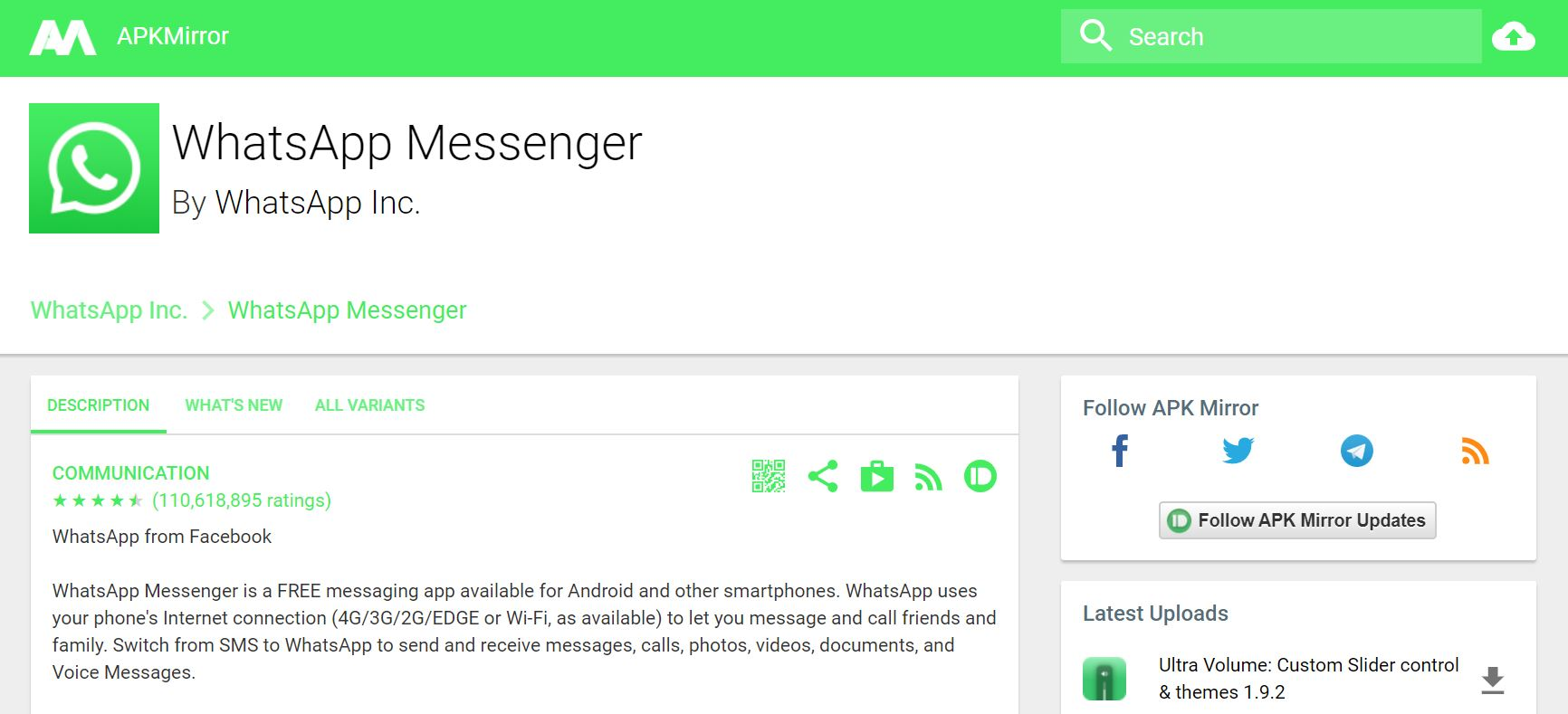 Videollamadas por Whatsapp de hasta 8 personas gracias a la beta disponible en APK Mirror