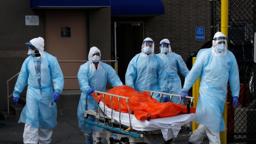 muertes de coronavirus