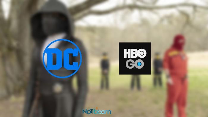 DC en HBO Go