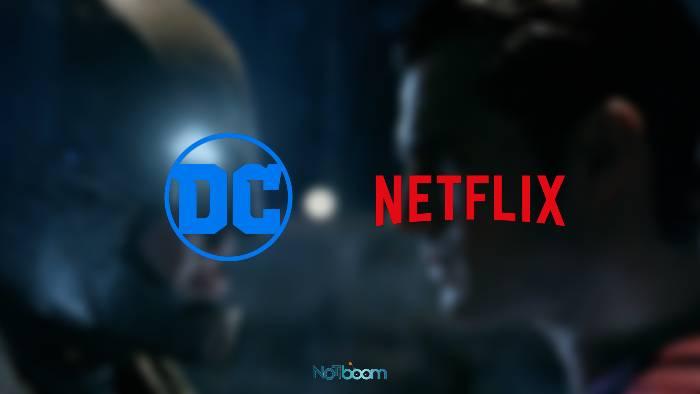 DC en Netflix
