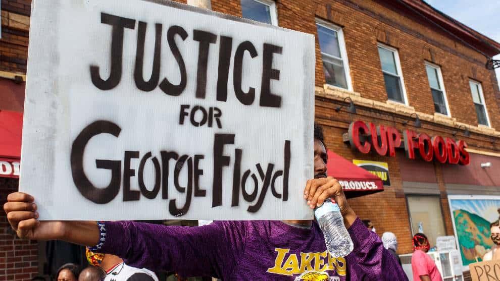 justicia por la muerte de george
