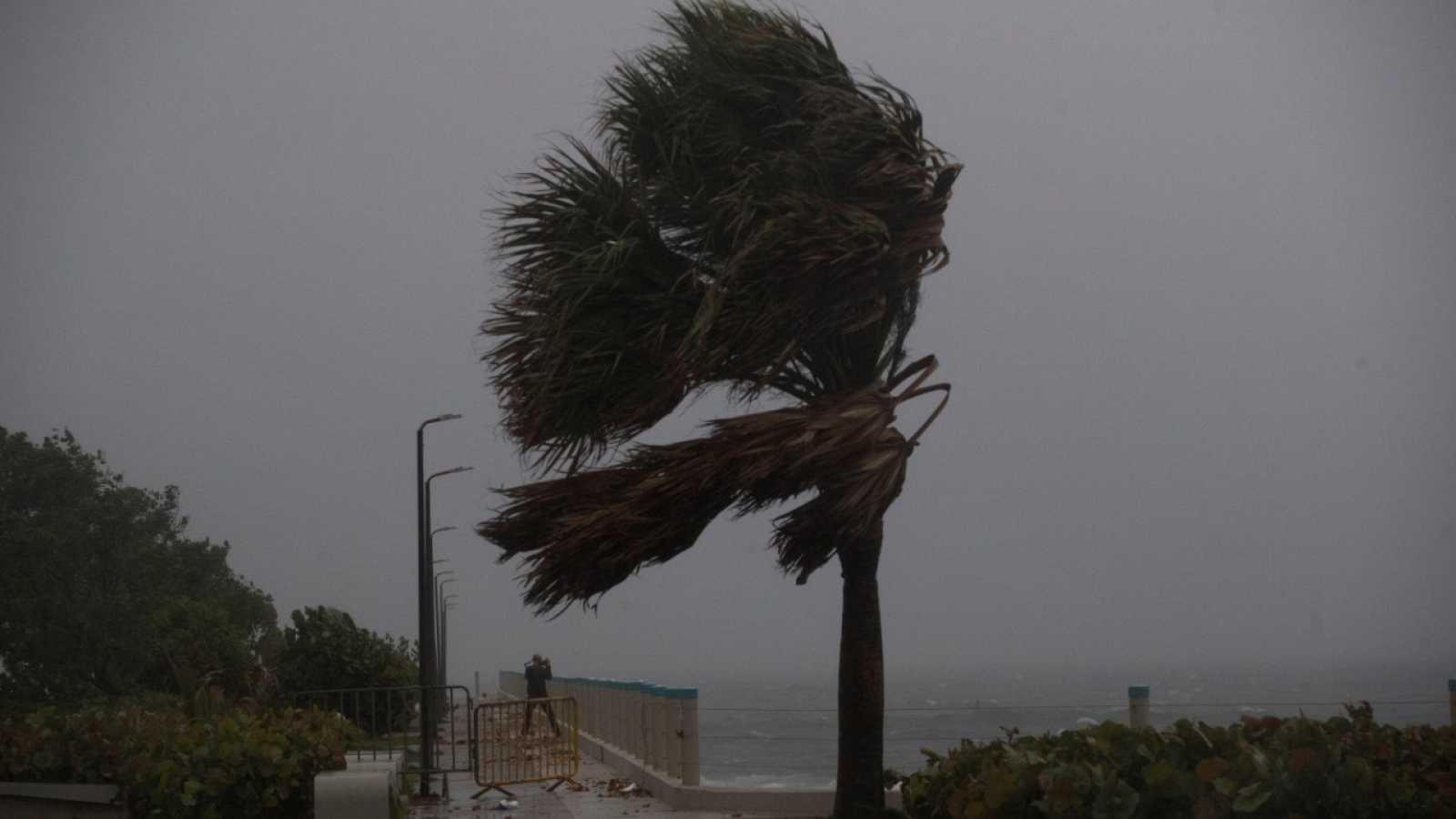 tormenta Isaías