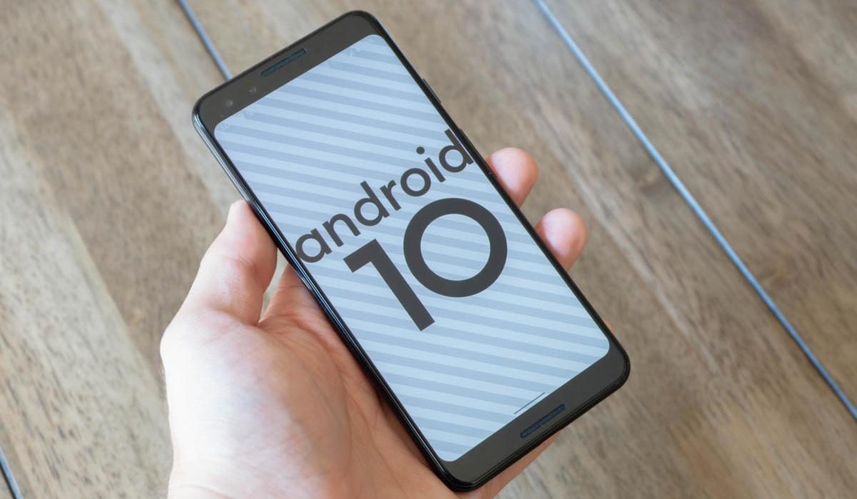 android 10 en Redmi 8A