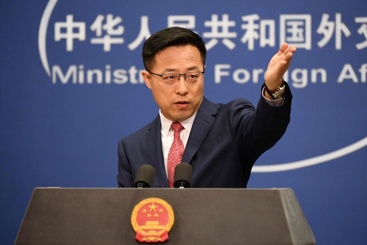 China sanciona EEUU