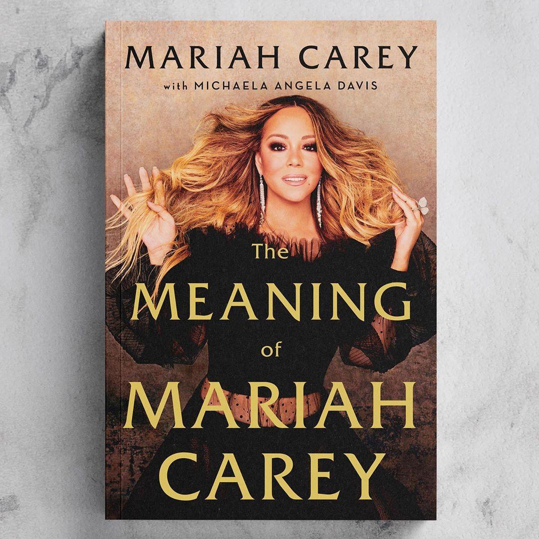libro de Mariah Carey