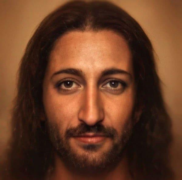 Jesús hiperrealista