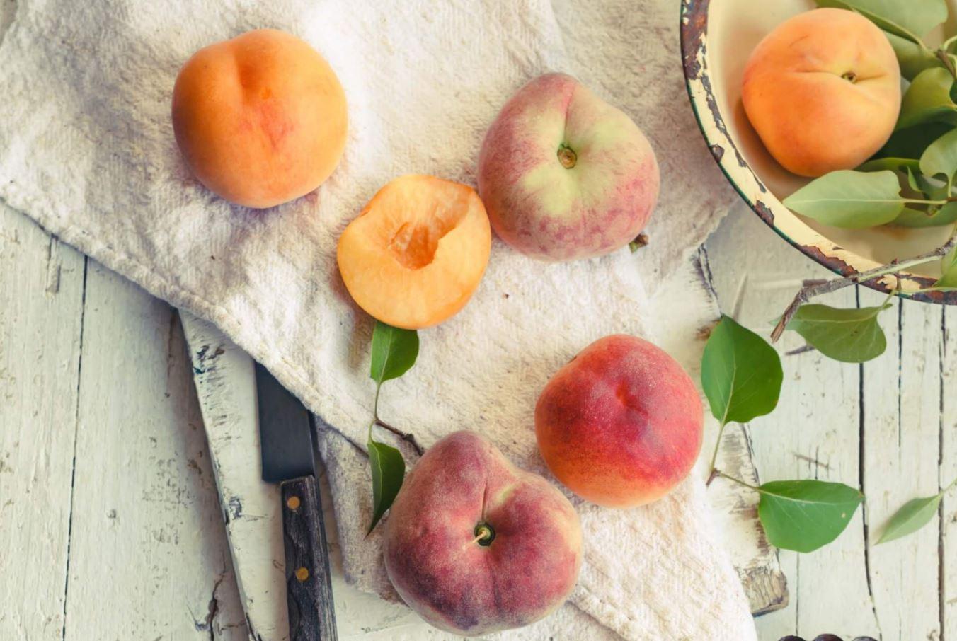 Frutas para el dolor espalda albaricoque