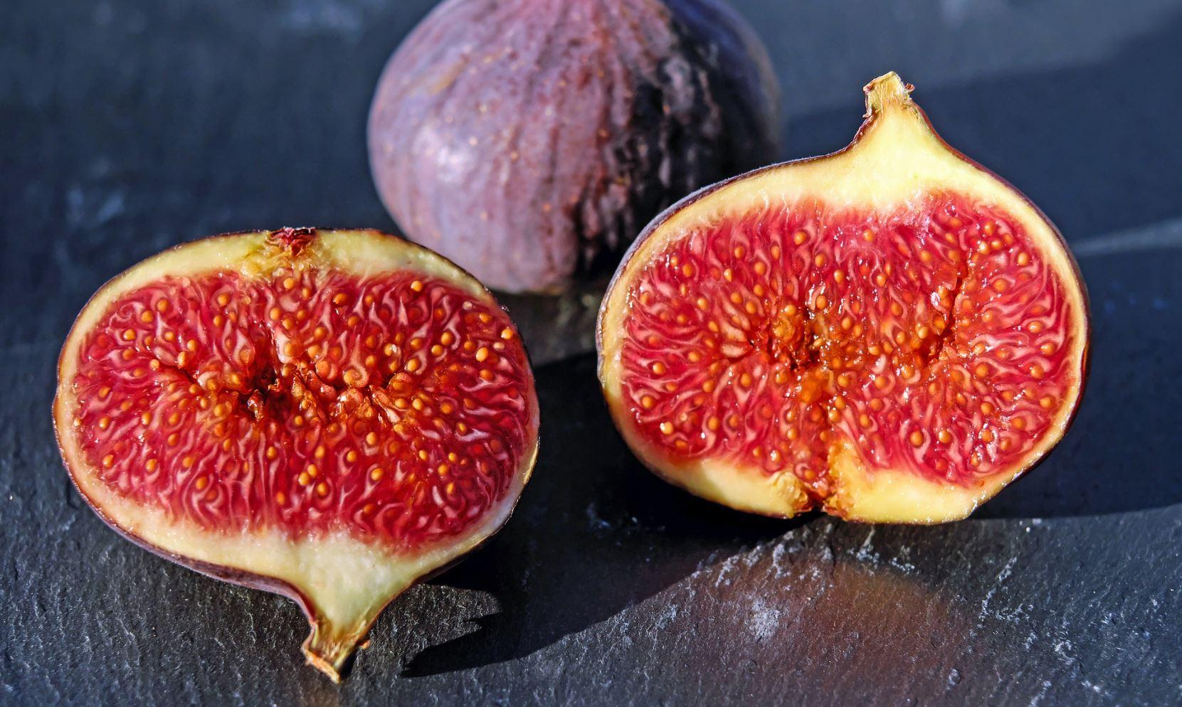 Frutas para el dolor espalda higos