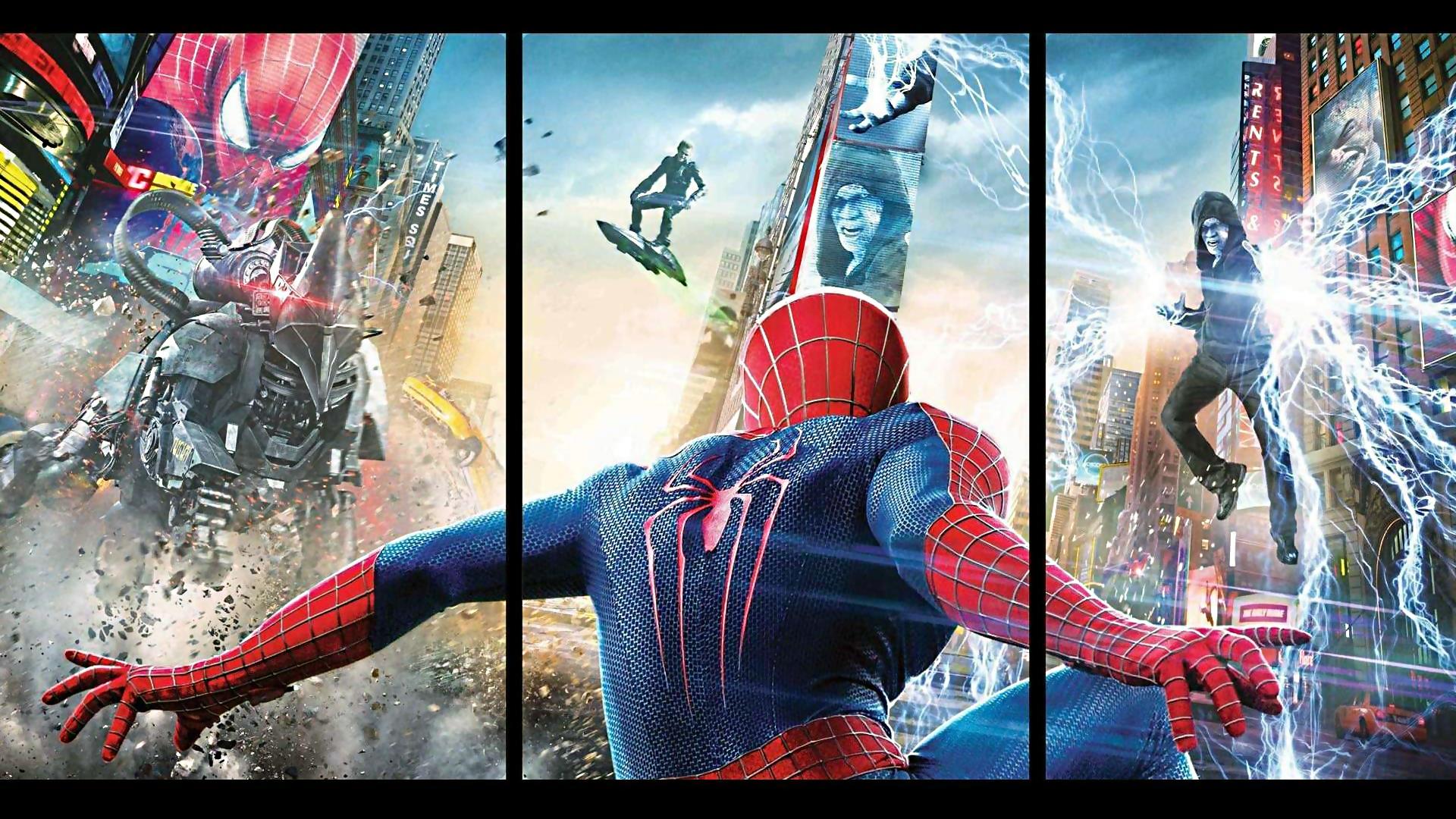 Multiverso de Spider Man