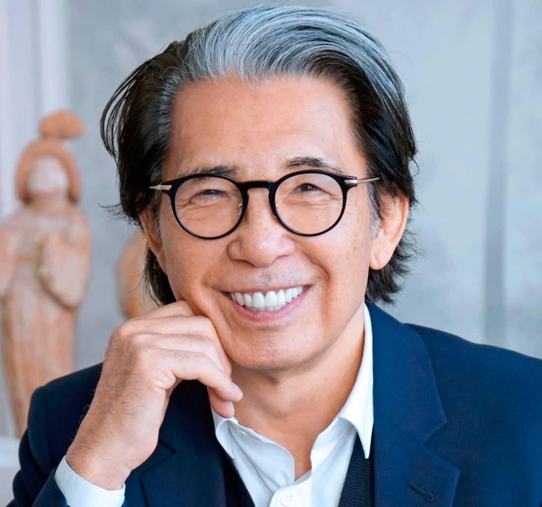 diseñador Kenzo Takada