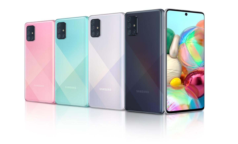 Samsung Glaxy A71