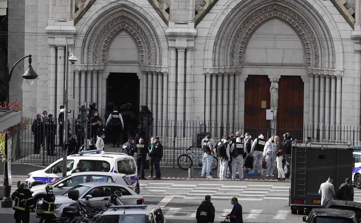 Francia se blinda de policia