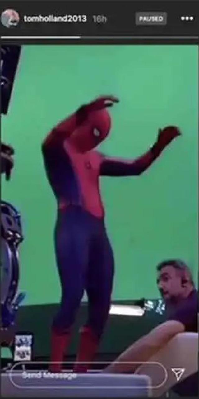 historia de Spiderman 3