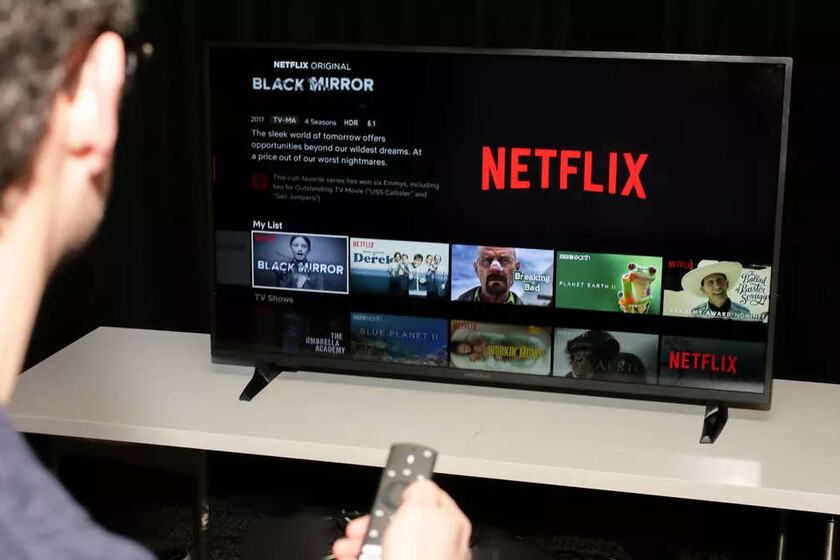 plataforma de Netflix
