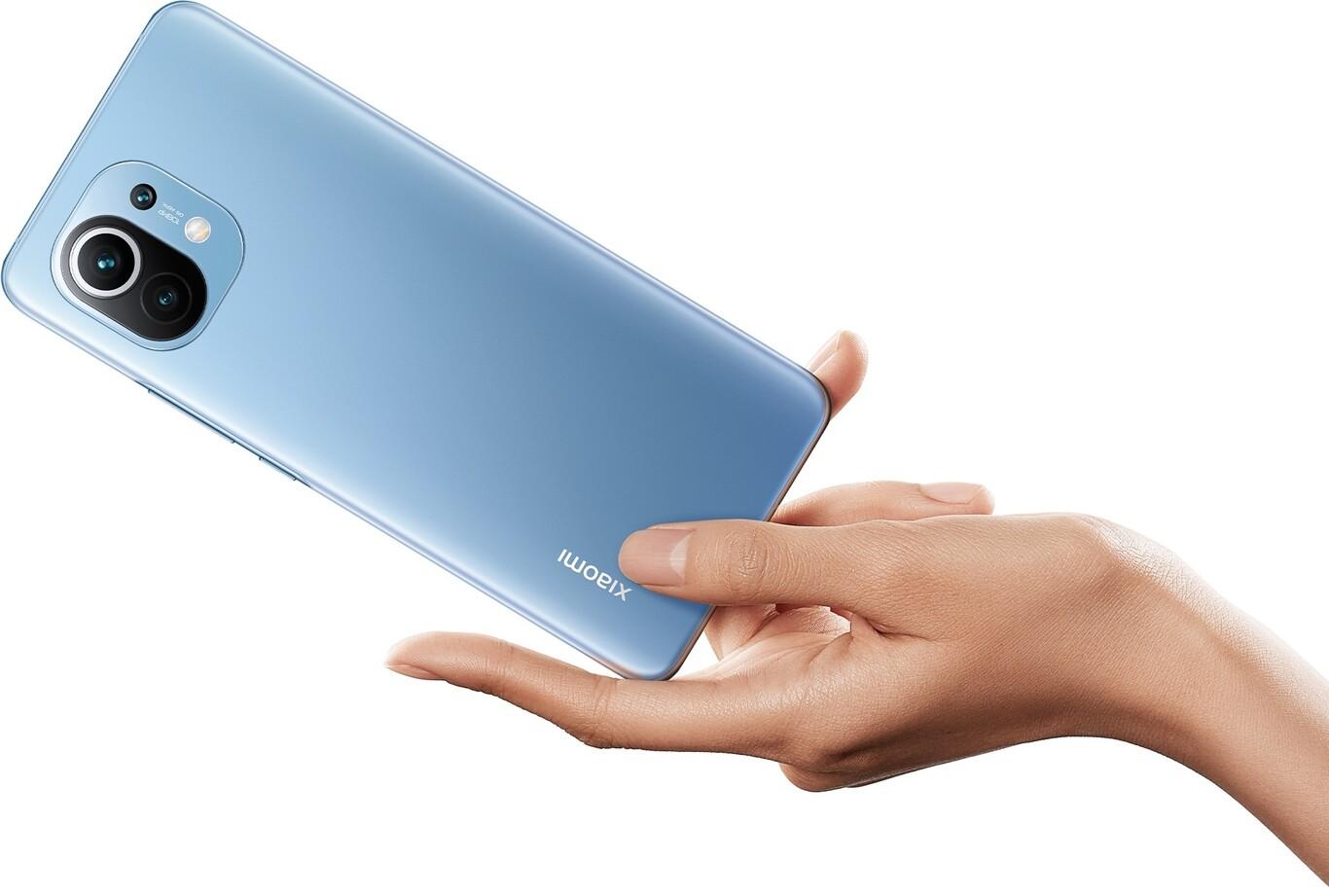 Xiaomi Mi 11 nuevo