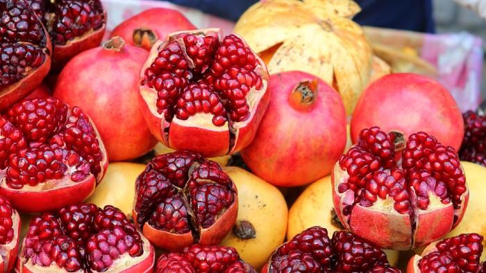 Frutas que aumentan los niveles de hierro