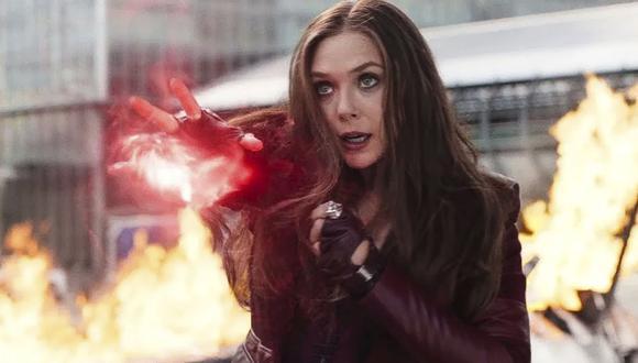 Wanda de Marvel
