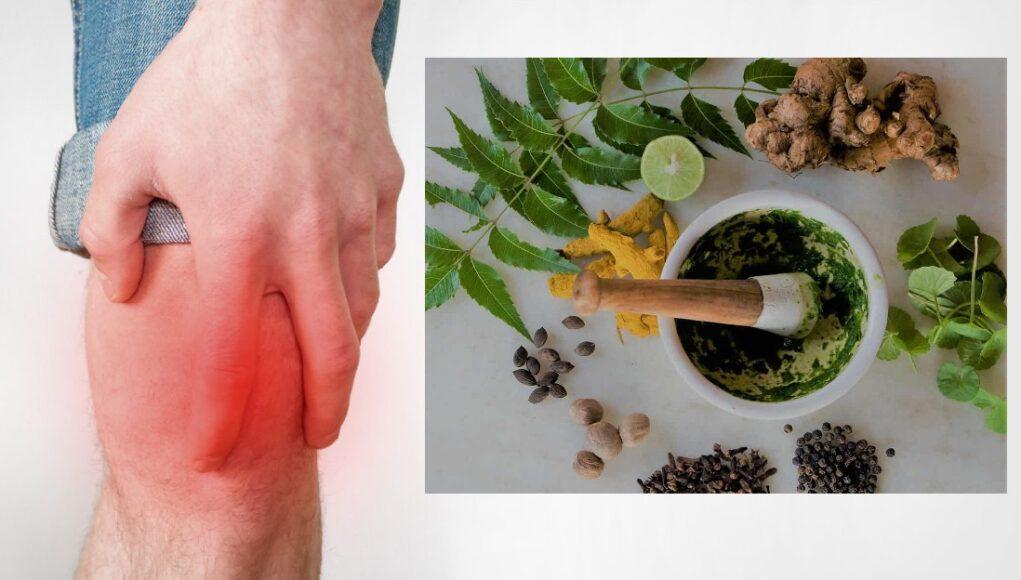 hierbas para el reuma