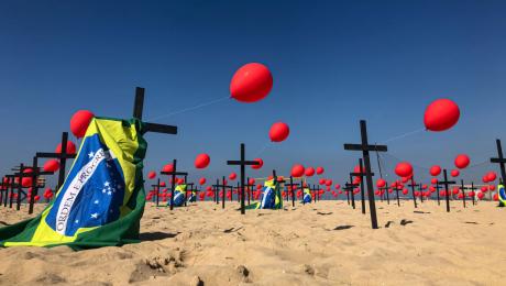 Brasil el mas afectado de América Latina