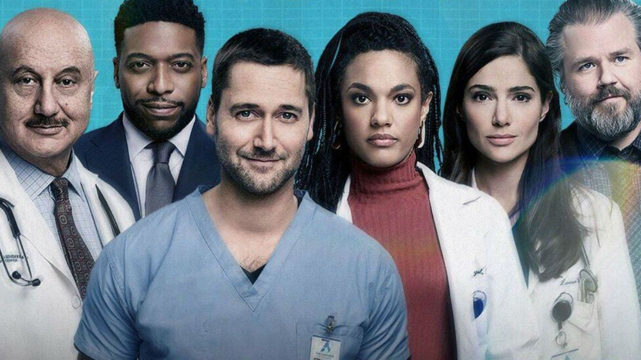 Serie New Amsterdam disponible en Netflix