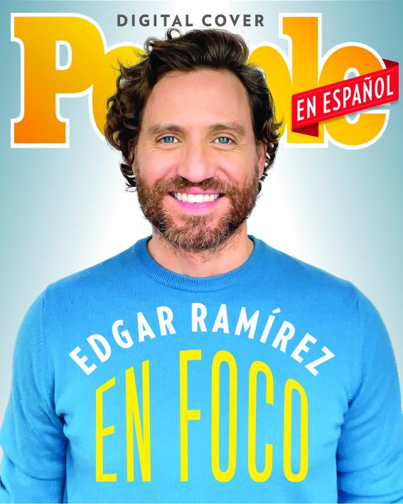 Edgar Ramirez en la portada de People