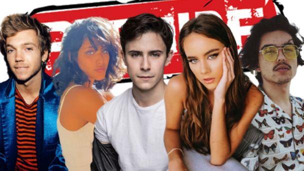 actores de la nueva version de Rebelde