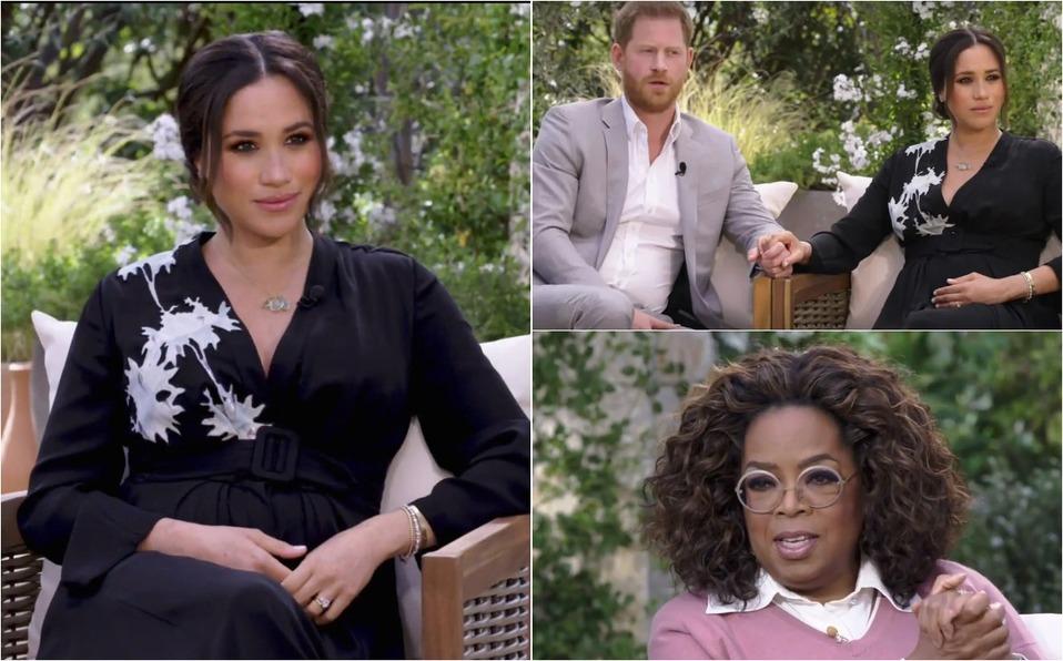 entrevista de los duques de sussex con oprah