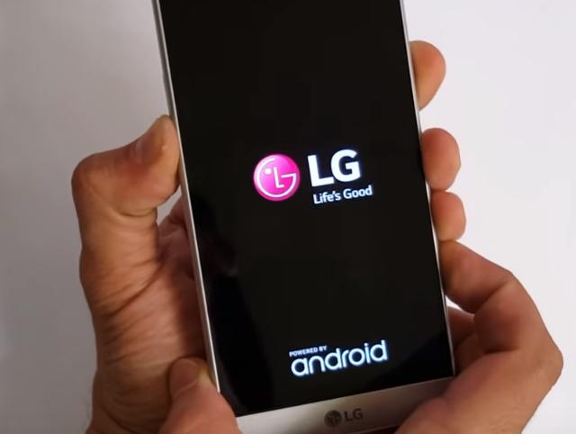 LG adopto android como sistema operativo