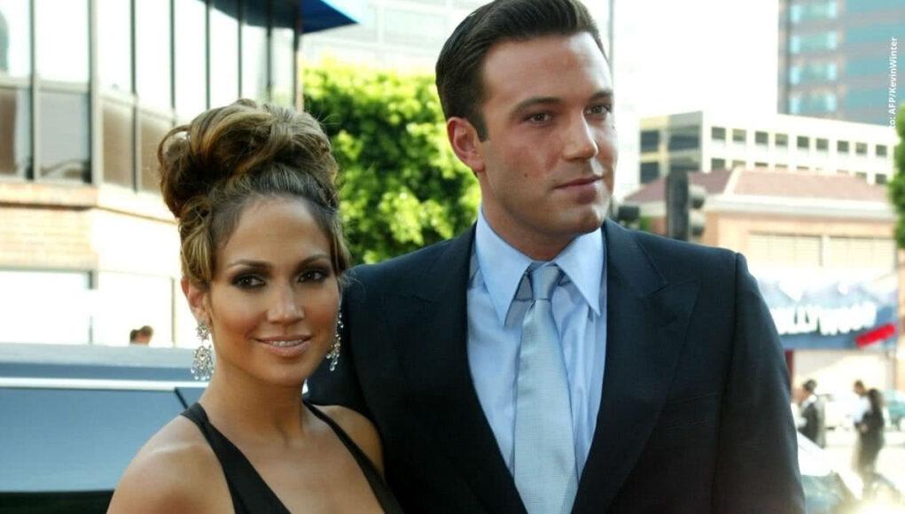 Jennifer y Ben Affleck
