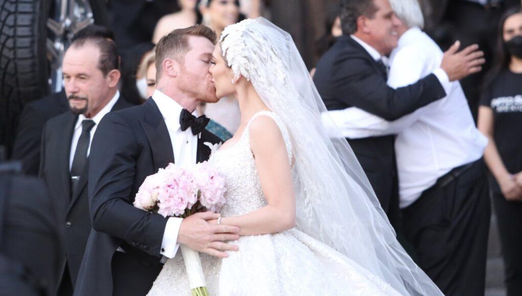 boda de canelo alvarez