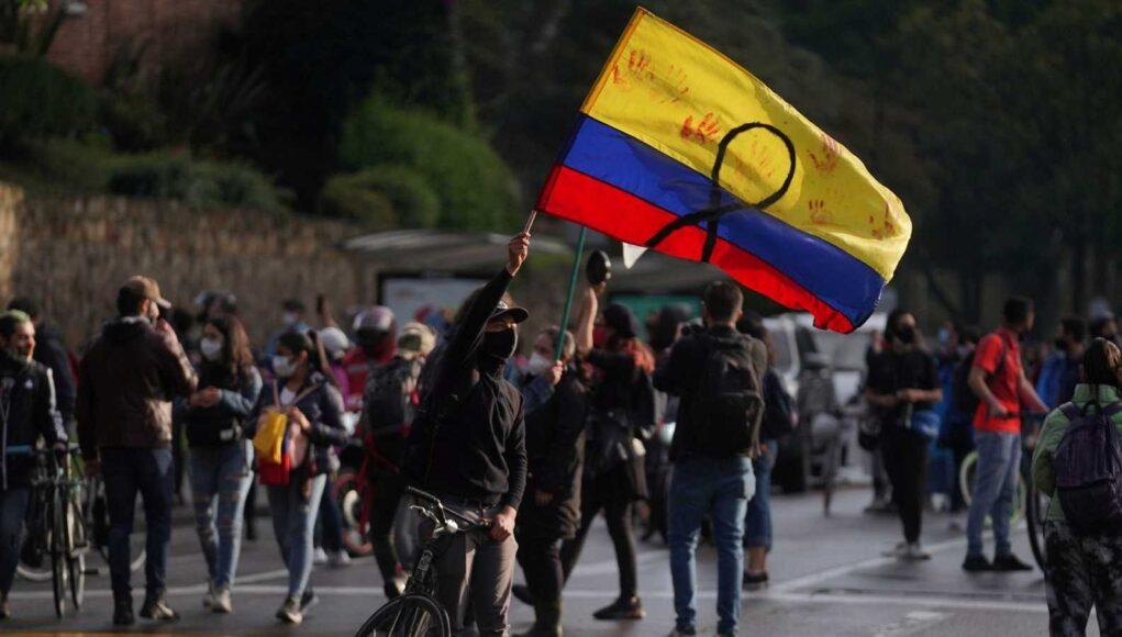 colombia en protestas