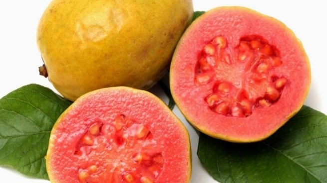 la guayaba como fruta de beneficios