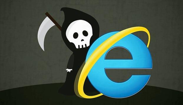desaparecerá internet explorer
