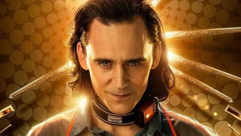 poster oficial de Loki la serie