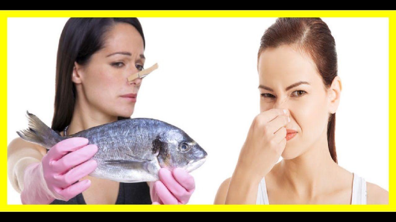 síndrome de olor a pescado