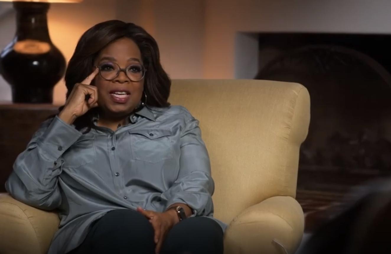 Oprah en el documental