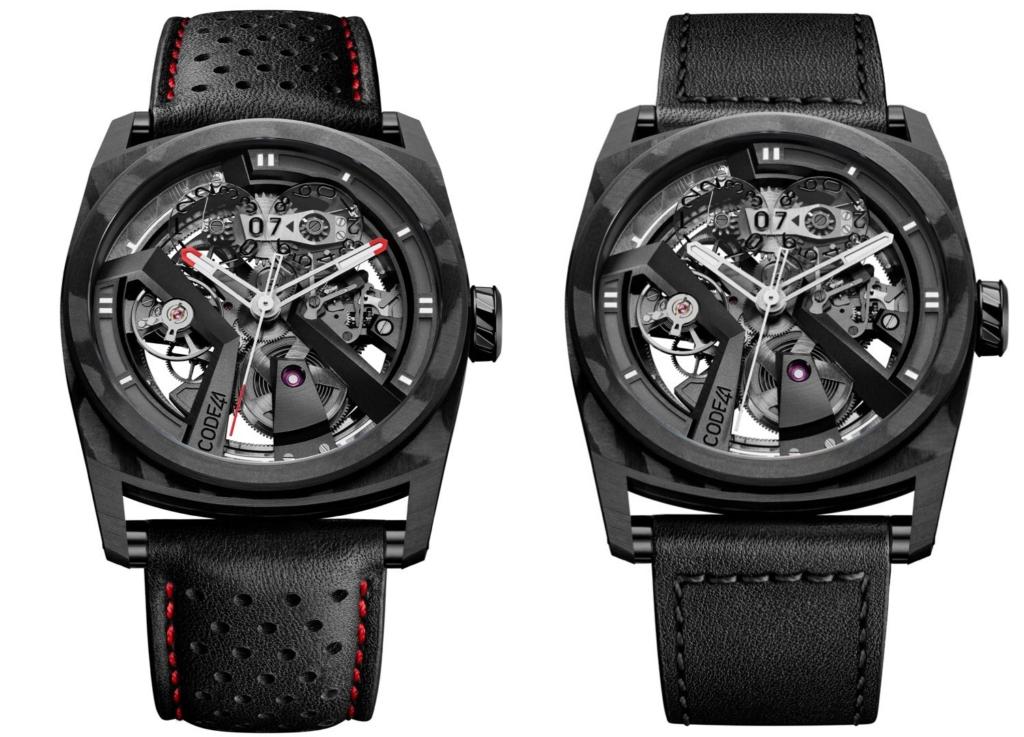 reloj x41 edition de code41